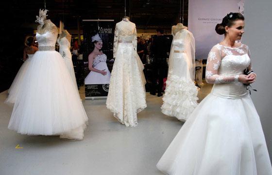 Rikke Gudnitz - brudekjoler