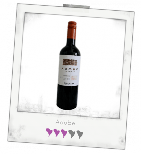 Test af økologiske vine - Adobe fra Chile