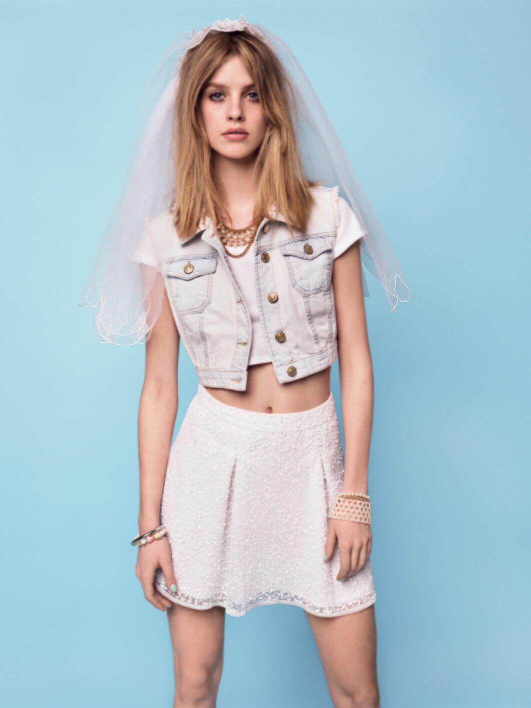 Topshop lancerer brudekjolekollektion, Foto: Topshop, 08451214519, www.topshop.com