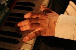 Pianist til bryllupsfesten