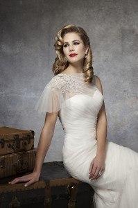 Kennedys afholder brudekjoleshow