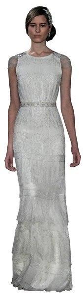 Vintage kjole fra Jenny Packham